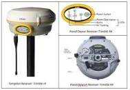 GPS Geodetic Trimble R4