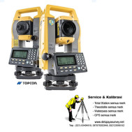 Total Station Topcon GM 105 Reflectorless 1000m
