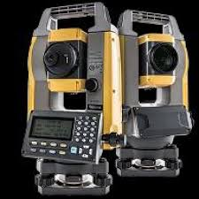 jual total station topcon GM 52 Reflectorless 500m
