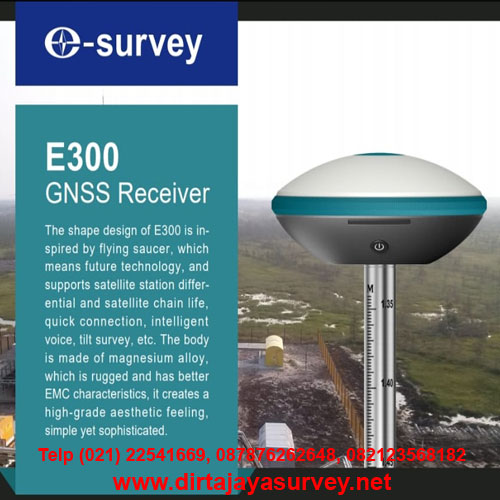 GPS geodetic E survey E300  GPS geodetic E survey E300